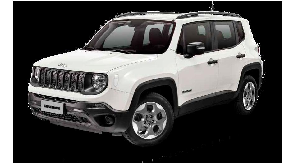 Jeep Florença Renegade