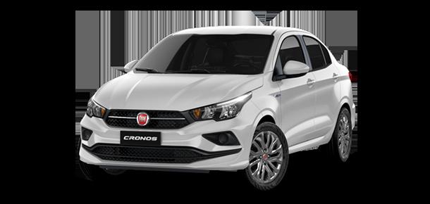 Carros Novos Cronos CRONOS DRIVE 1.3 FLEX 4P 2020 San Marino Fiat