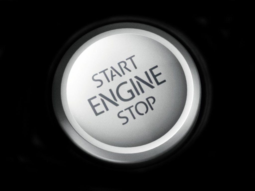 Abra seu carro e ligue o motor como num passe de mágica.