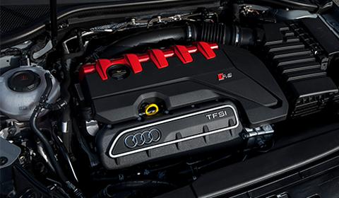 Motor 2.5 Turbo FSI