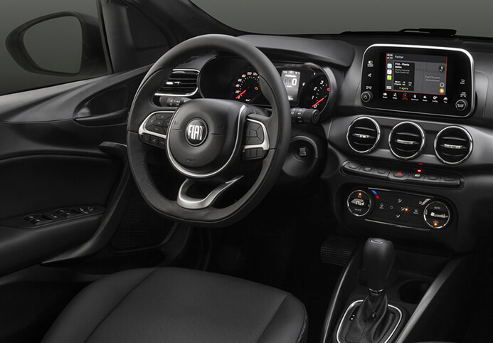 Carros Novos Argo  San Marino Fiat