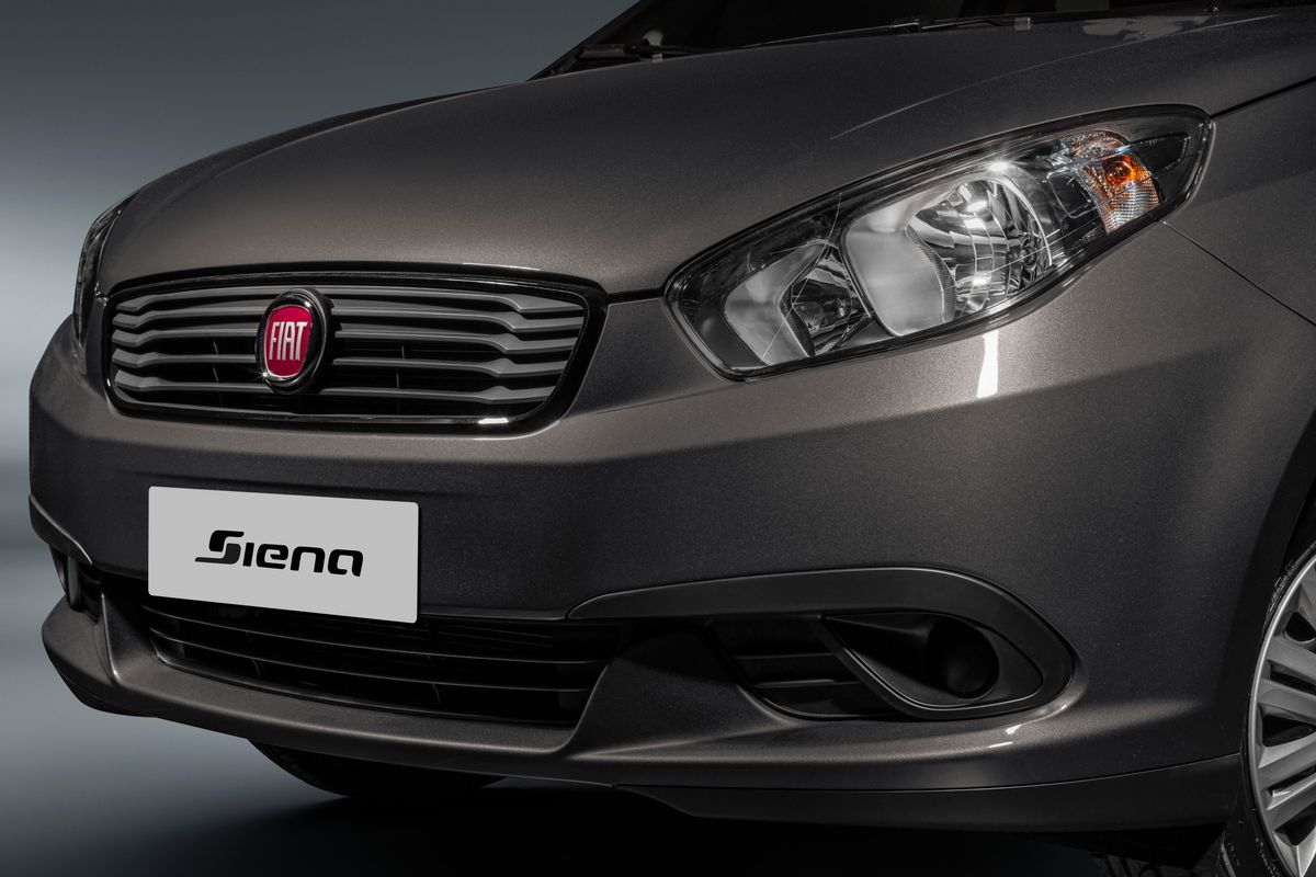 Carros Novos Grand Siena Grand Siena 2018 imagem 3 San Marino Fiat