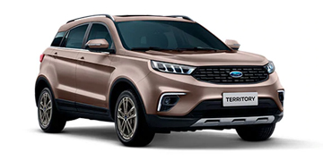 Carros Novos Ford Territory SEL 1.5 Turbo EcoBoost GTDi Ford Brenner Veículos