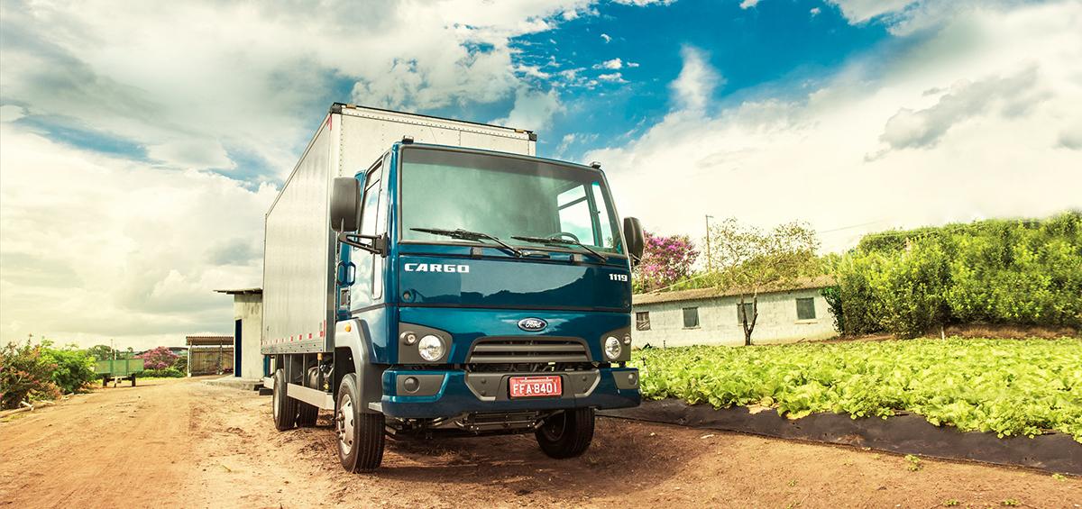 Caminhões Novos Cargo-1119