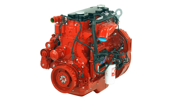 Motores Cummins com tecnologia SCR. Mais economia e performance.