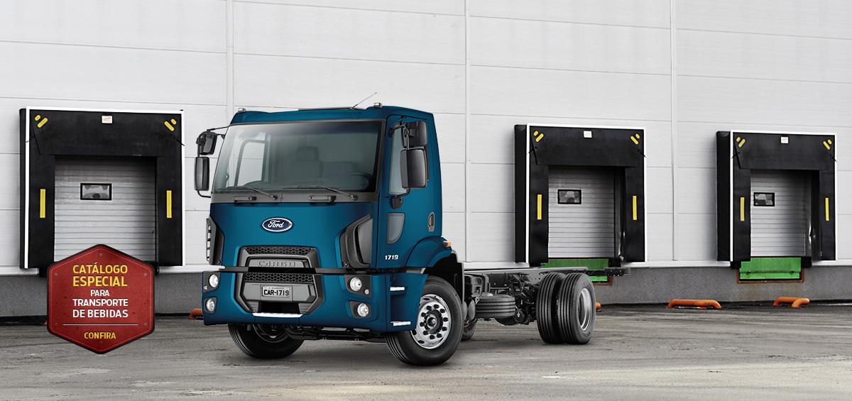 Caminhões Novos Cargo-1719