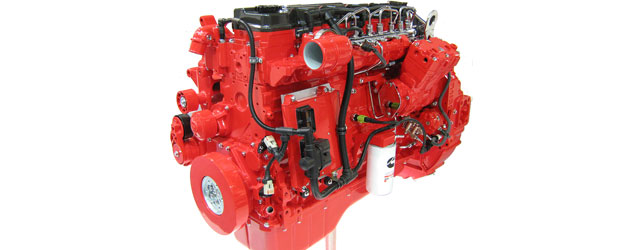 Cargo-1731 Motor
