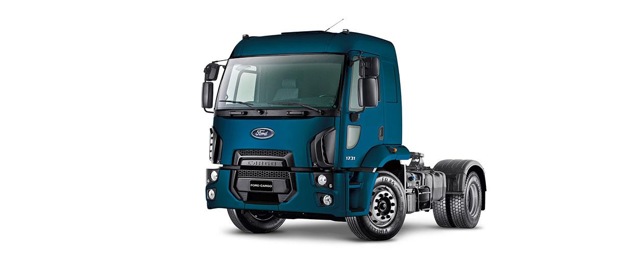 Caminhões Novos Cargo-1731 Tractor