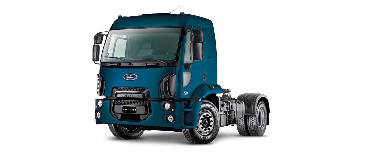 Caminhões Novos Cargo-1731