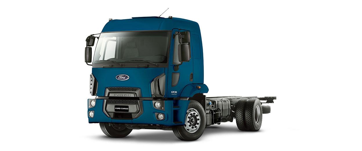 Caminhões Novos Cargo-1731R Torqshift
