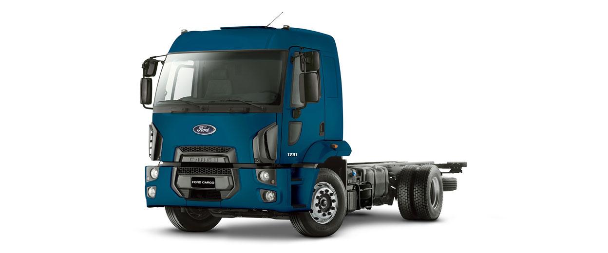 Caminhões Novos Cargo-1731R