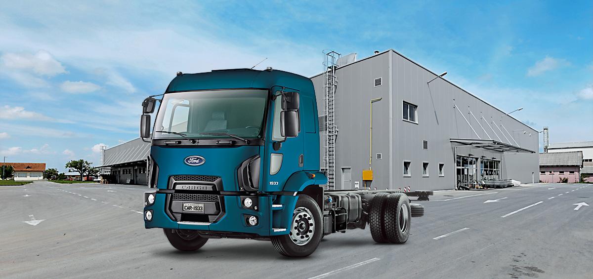 Caminhões Novos Cargo-1933R
