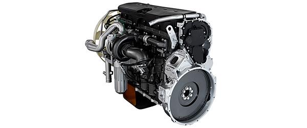 Cargo-2042 Tractor Novo motor FPT
