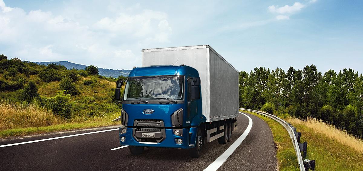 Caminhões Novos Cargo-2423 (6X2)