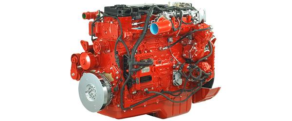Cargo-2623 (6x4) Motor