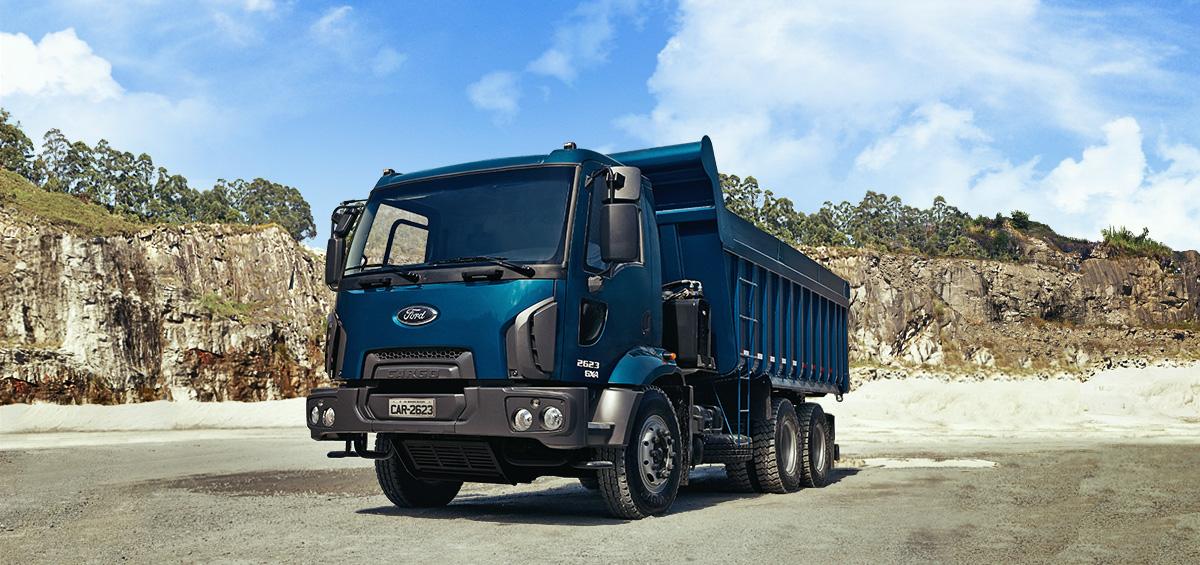 Caminhões Novos Cargo-2623 (6x4)