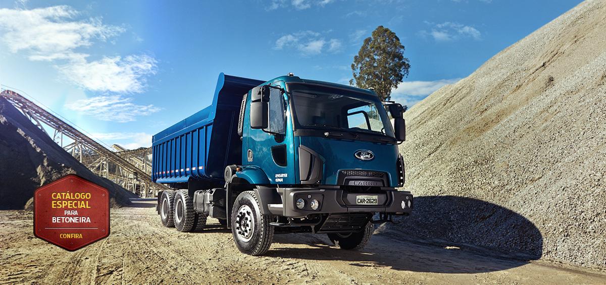 Caminhões Novos Cargo-2629 (6X4)