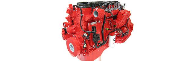 Cargo-3031 (8X2) Motor
