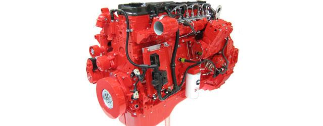 Cargo-3131 (6x4) Motor