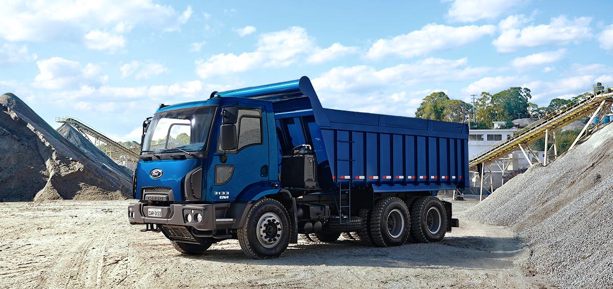 Caminhões Novos Cargo-3133 (6X4)