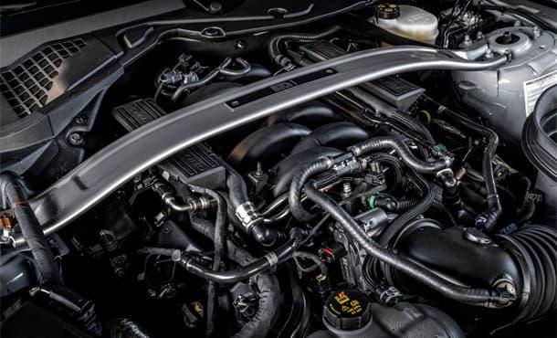 Carros Novos Mustang Mach 1 Um legado histórico de performance Ford Brenner Veículos