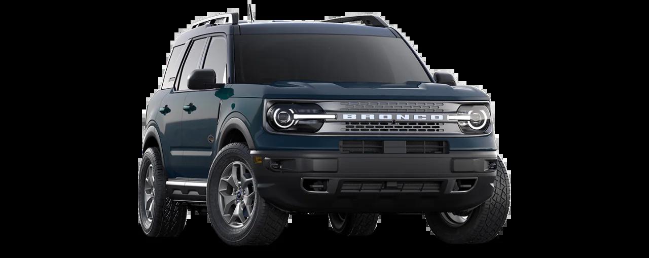 Carros Novos Bronco Azul Lyse Ford Brenner Veículos