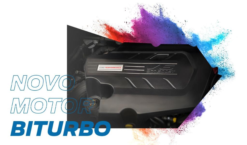 Edge ST 2019 Novo Motor BITURBO