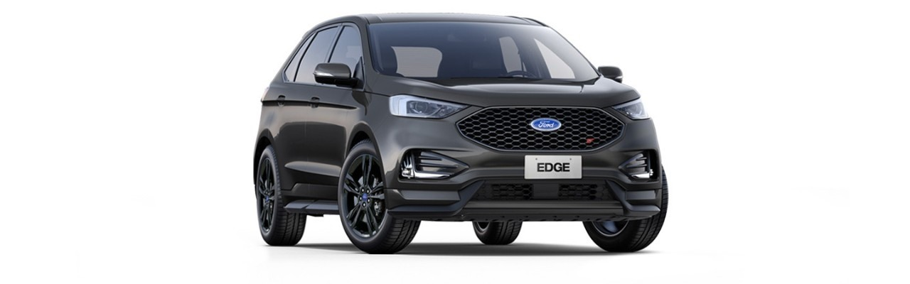 Carros Novos Edge ST Cinza Moscou Ford Brenner Veículos
