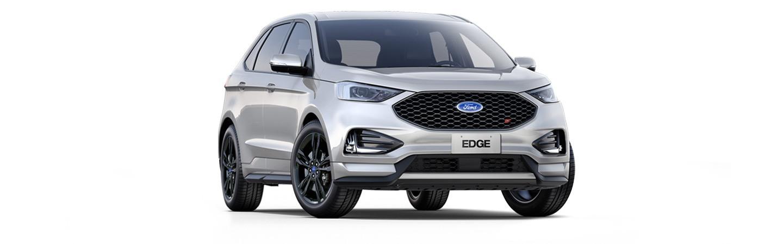 Carros Novos Edge ST Prata Dublin Ford Brenner Veículos