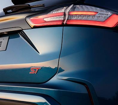 Carros Novos Edge ST Sensor e camêra de ré: algumas das tecnologias padrão do avançado sistema Ford CoPiloto 360 Ford Brenner Veículos