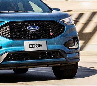 Carros Novos Edge ST Muito mais que um SUV, o Ford Edge ST 2019 é um esportivo de alta performance Ford Brenner Veículos