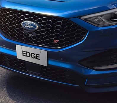 """Carros Novos Edge ST Nova grade personalizada e rodas de 21"""" Ford Brenner Veículos"""