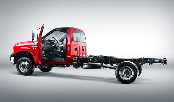 Um caminhão forte e resistente para as mais variadas formas de aplicação. Mais força e resistência para o seu dia a dia.