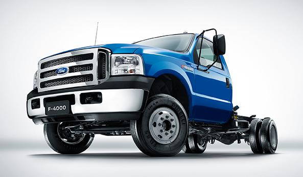 Ainda mais potente que sua versão anterior, a nova F-4000 volta ainda mais forte. Um caminhão que aguenta todas as necessidades do motorista.