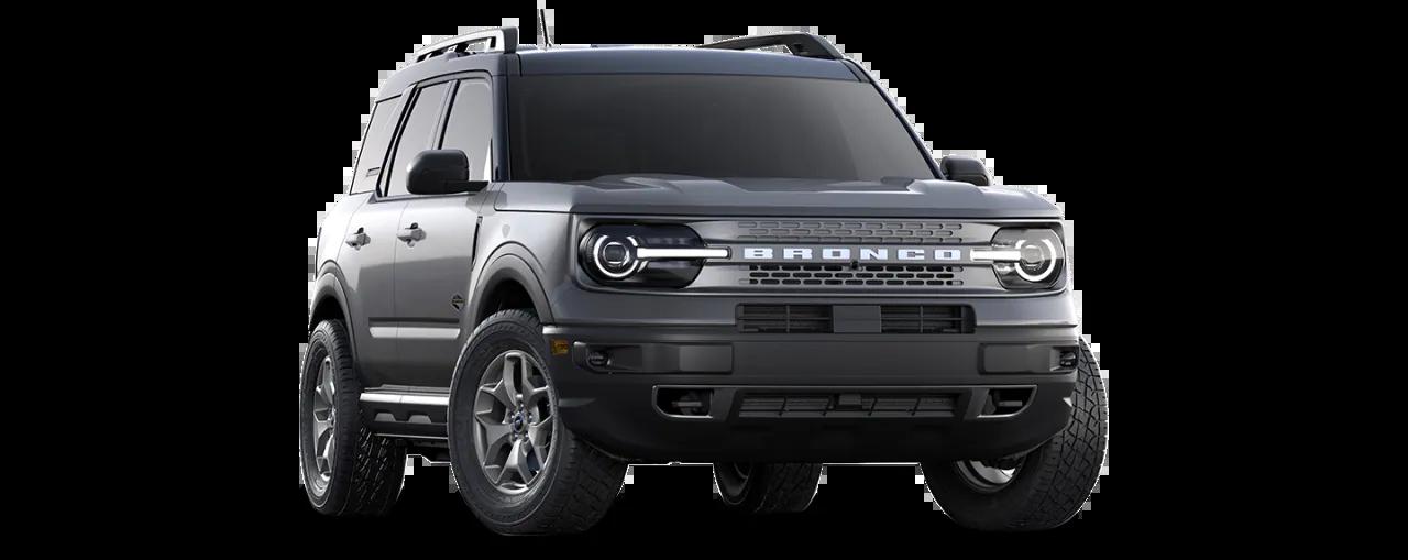 Carros Novos Bronco Cinza Torres Ford Brenner Veículos
