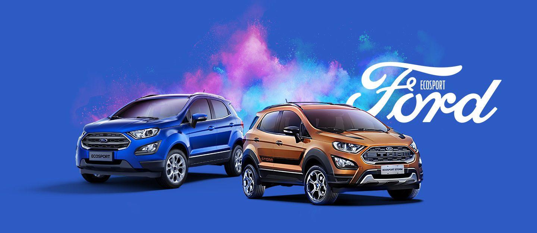 Carros Novos Ford EcoSport Ford Brenner Veículos