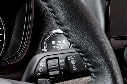 Sistema de Partida Sem Chave – Ford Power