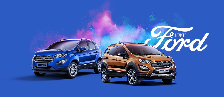 Carros Novos Ford EcoSport Storm Ford Brenner Veículos