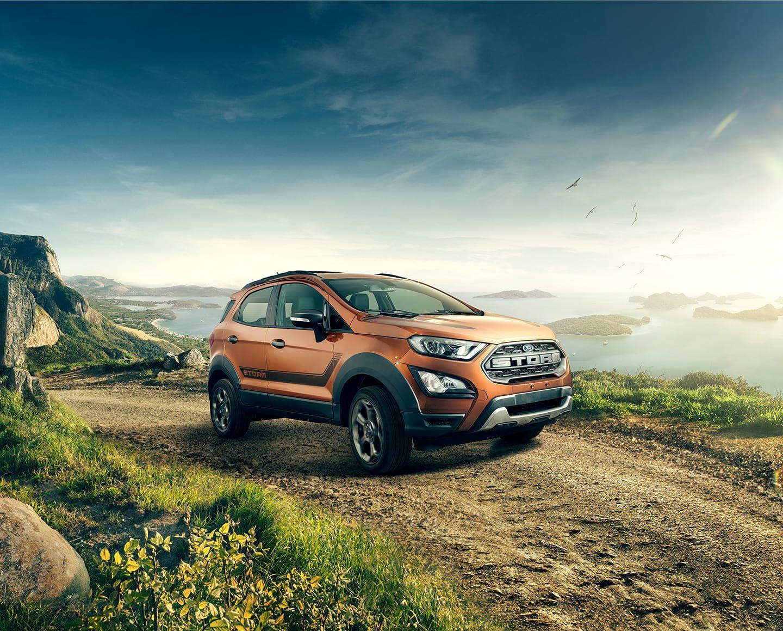 Ford EcoSport Storm Melhor performance pra você ir mais longe.