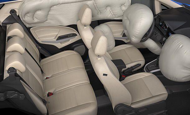 Ford EcoSport Storm Segurança