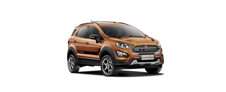 Carros Novos Ford EcoSport Storm