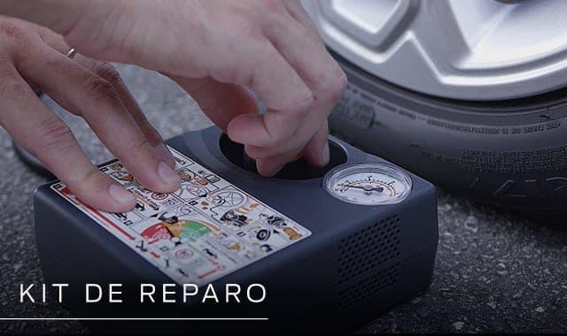 Ford EcoSport Titanium Kit de Reparo