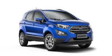 Ford EcoSport Titanium 2.0 Automático