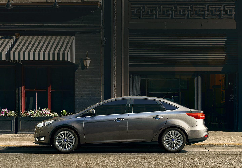 Ford Focus Fastback Não é um Sedan, é um Fastback