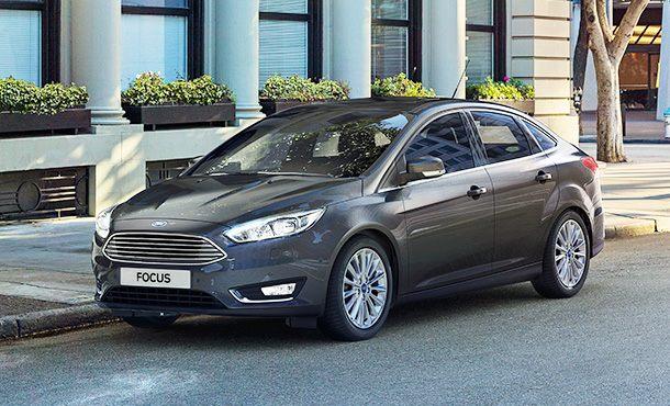 Ford Focus Fastback Exterior e Interior