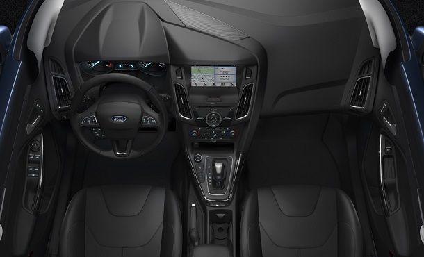 Ford Focus Fastback Segurança
