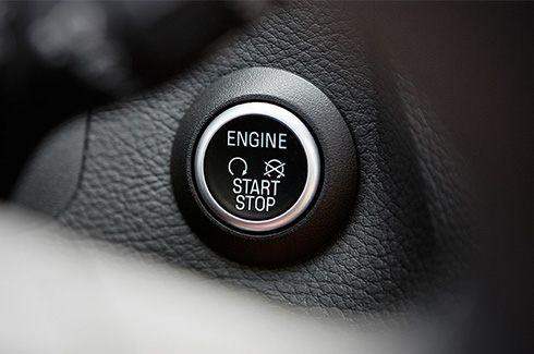 Ford Power - Sistema de Partida sem Chave