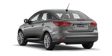 Ford Focus Fastback Titanium 2.0 Automático