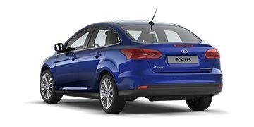 Ford Focus Fastback Titanium Plus 2.0 Automático