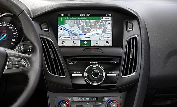 Ford Focus Hatch Tecnologia